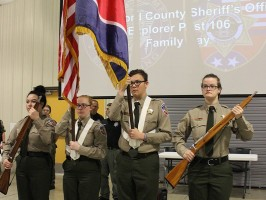 Rutherford County Sheriff's Office Explorer Post