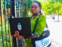 Serving as a temporary census worker provides pay starting at $21 per hour