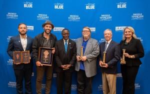 2019-20 MTSU Distinguished Alumni Awards