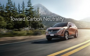 Nissan sets carbon neutral goal for 2050