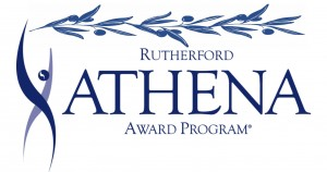 2020 Athena Award by Rutherford Cable