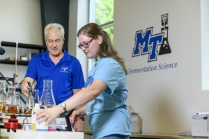 MTSU's Fermentation Science program