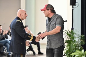 Keith M. Huber and Rodney Atkins