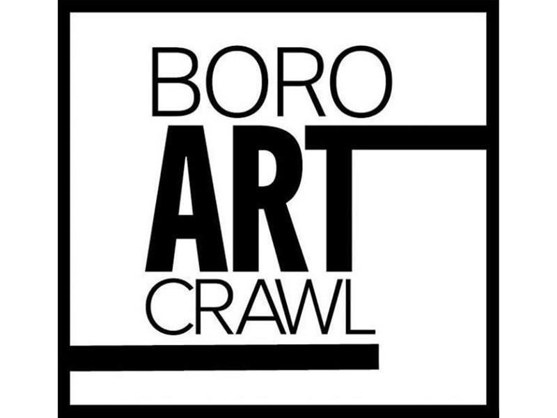 Boro Art Crawl Logo