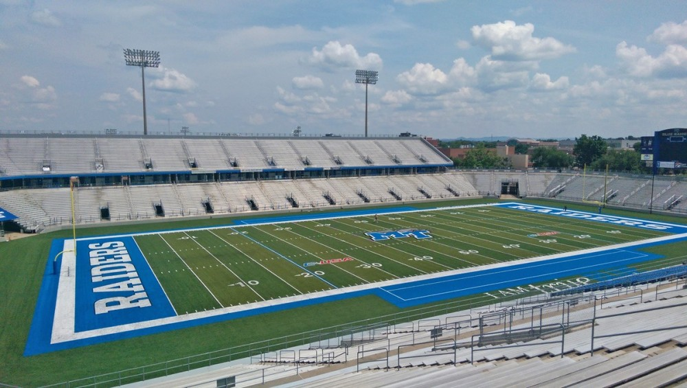 MTSU Floyd Stadium