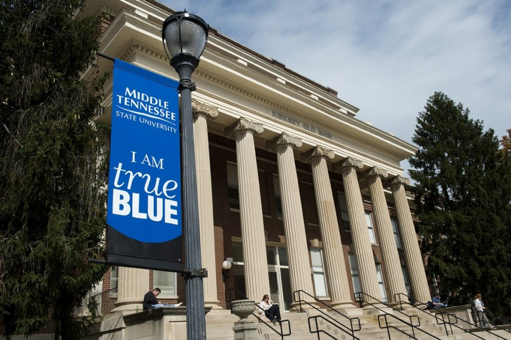 MTSU: I am True Blue
