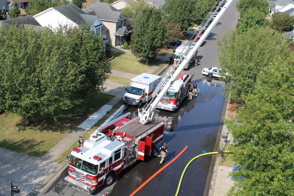 Murfreesboro Fire Department