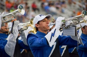 MTSU Band of Blue