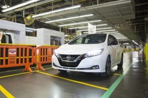 Nissan Smyrna Vehicle Assembly Plant