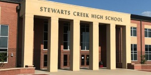 Stewarts Creek High School in Murfreesboro