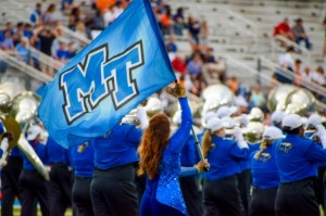 MTSU Blue Raider Football