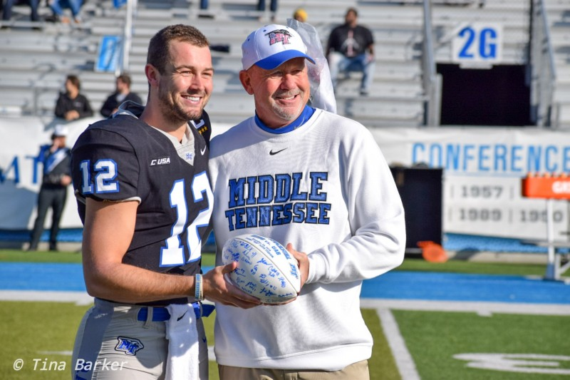 Brent and Rick Stockstill