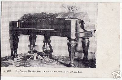 """The Wounded Piano"""