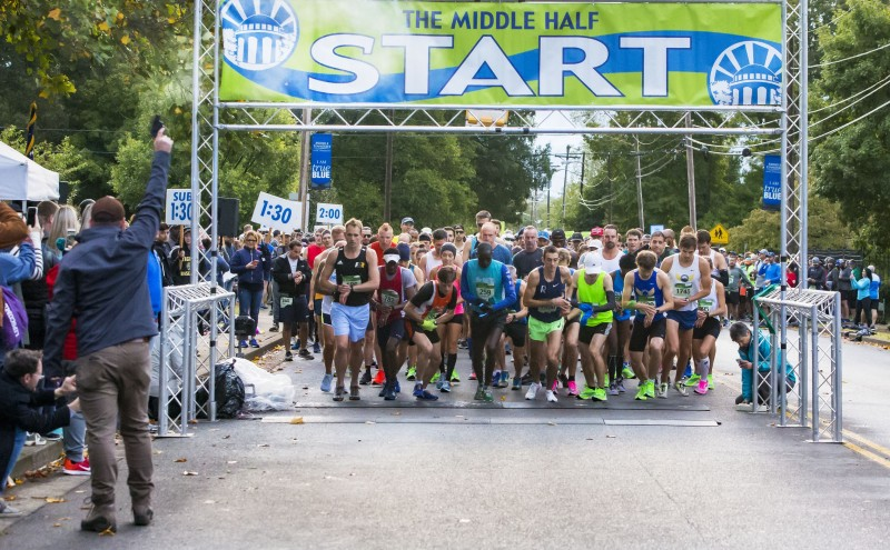 13th annual Murfreesboro Middle Half