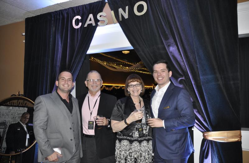 Kimberly Family Foundation Casino Night