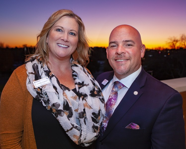 Chamber of Commerce Business After Hours at Redstone Federal Credit Union
