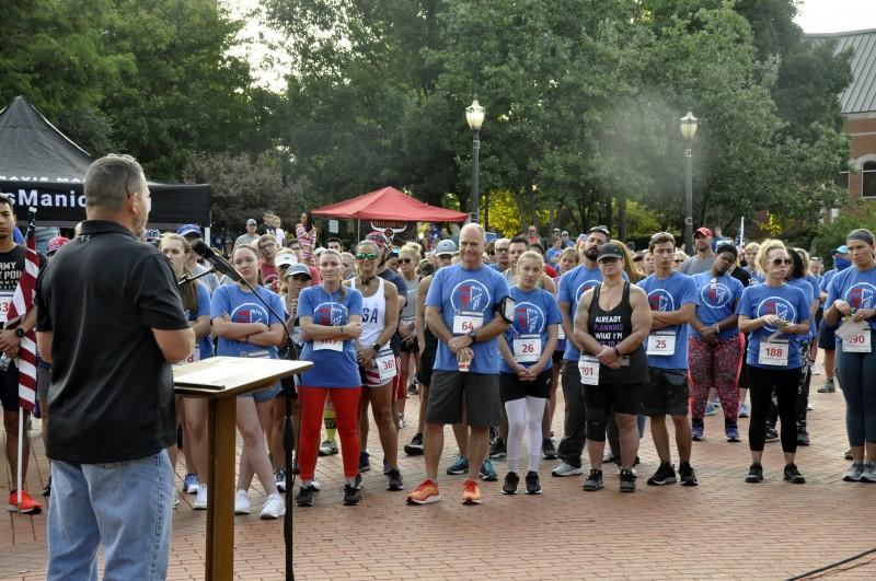 9/11 Heroes Run, held Sept. 11, 2021, in Murfreesboro