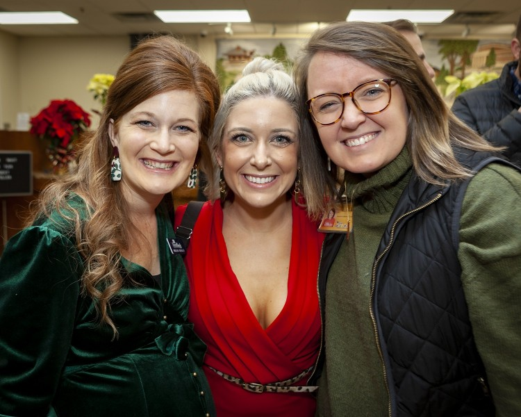 Chamber of Commerce Christmas Business Before Hours