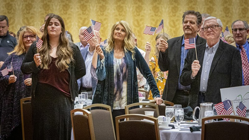 Exchange Club 46th Annual 'One National Under God' Prayer Breakfast