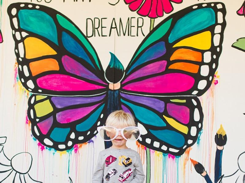 Instagram-worthy murals in Murfreesboro