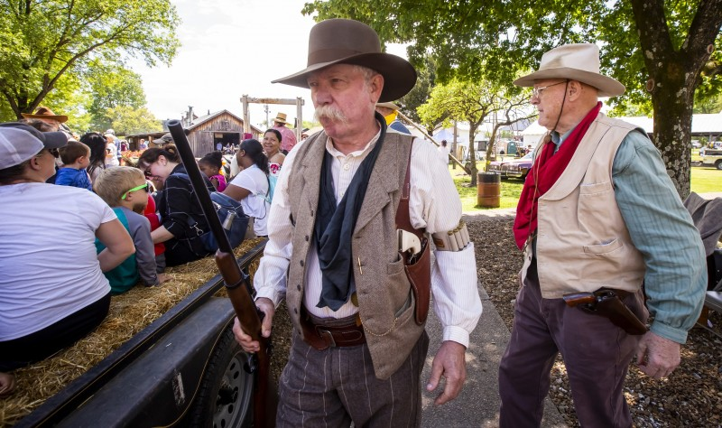 2019 Pioneer Days in Murfreesboro