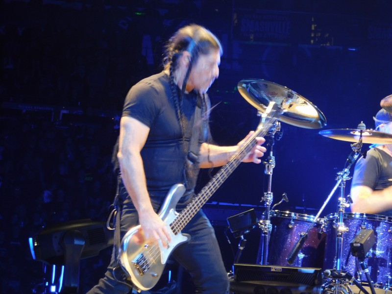 Metallica Hardwired Tour